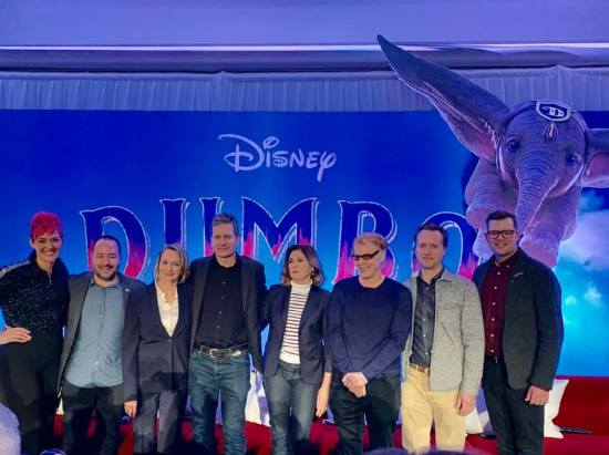 53473728 2124687257773403 3306873424894230528 n Bringing the 1941 classic Dumbo to life