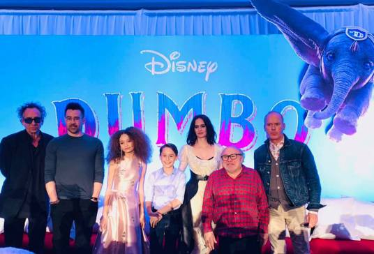 53613601 2124687224440073 8553398709667233792 n Bringing the 1941 classic Dumbo to life