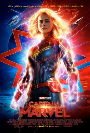 captainmarvel Review: Captain Marvel not a marvel amongst other MCU films
