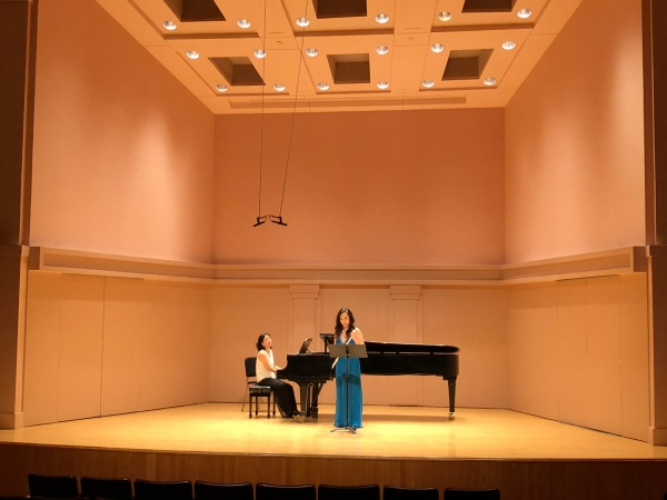 A Golden Opportunity: Susan Kang, professional flute player