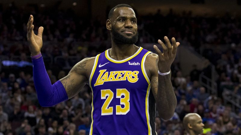 buy popular c4dbd 152ee Opinion: Despite being an all-star, Lakers should trade ...
