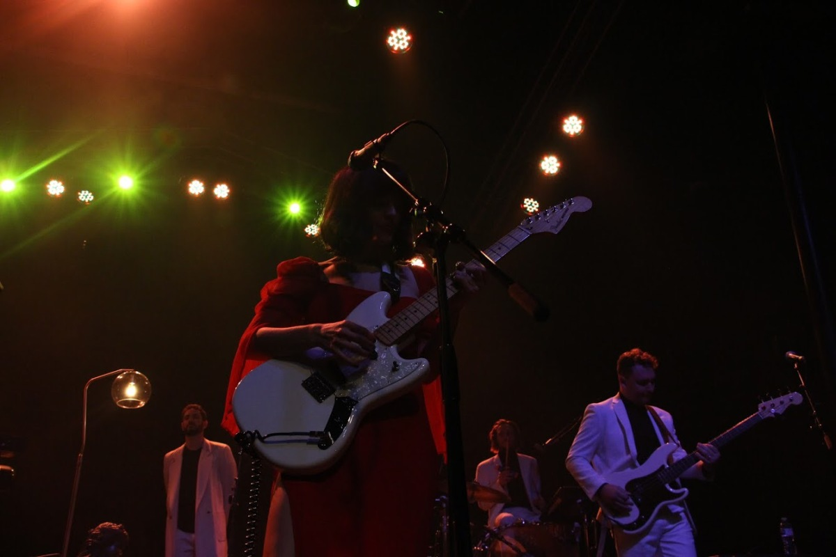 img 7647 Concert review: The Marías bring love to the Observatory OC