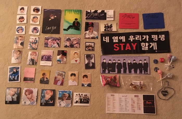 Stray Kids Freebies