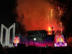 Concert Review Bts Opens International Stadium Tour At