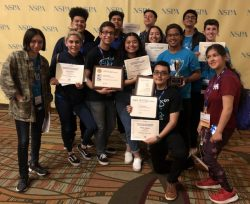 The Pearl Post wins Online Pacemaker, various awards at NHSJC