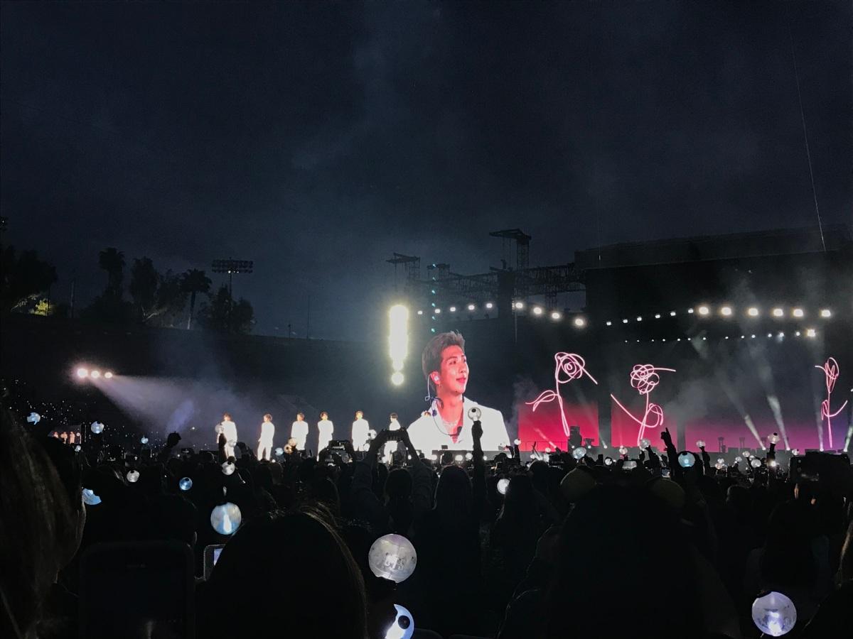 Concert review: BTS opens international stadium tour at the