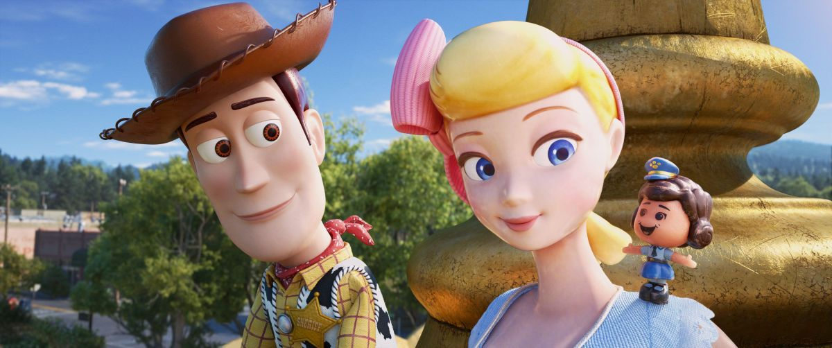 toy story 4 woody little bo peep 1560342471 Toy Story 4: Maybe Disney, Pixar sequels arent so bad after all