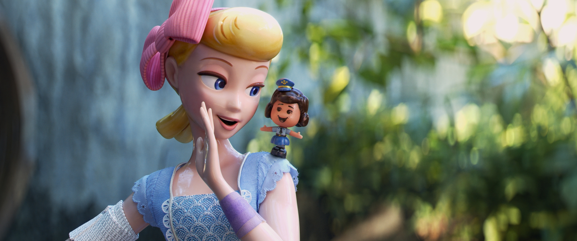 toy story 4 online use p364 241 pub.pub16.406 Ally Maki as Giggle McDimples in the long awaited film Toy Story 4