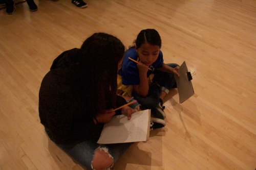 img 6877 copy Art inspires youth poetry at MOCA