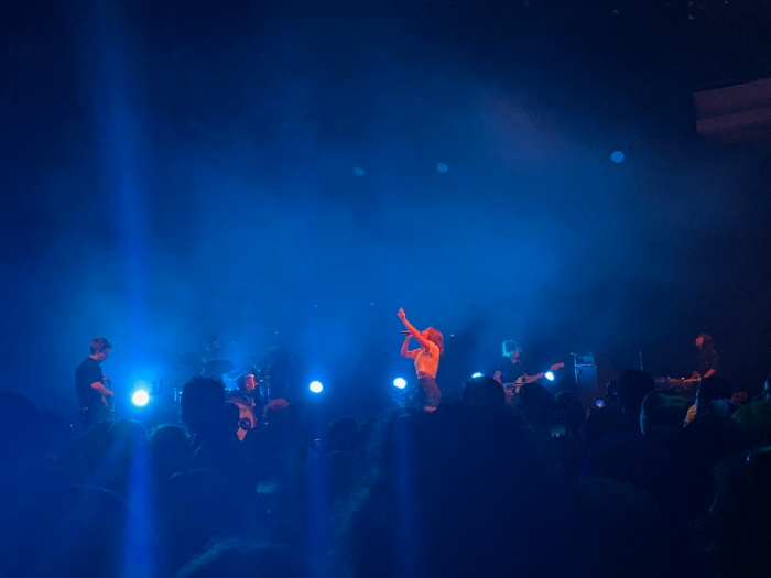mitski 1 Concert Review: Mitski hypnotizes at the Hollywood Palladium