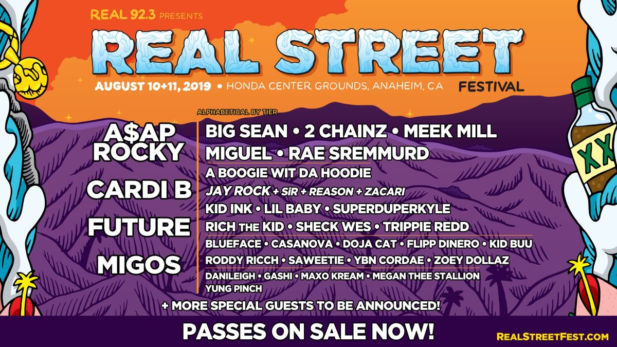 real street Real Street Festival brings hip hop back to Orange County
