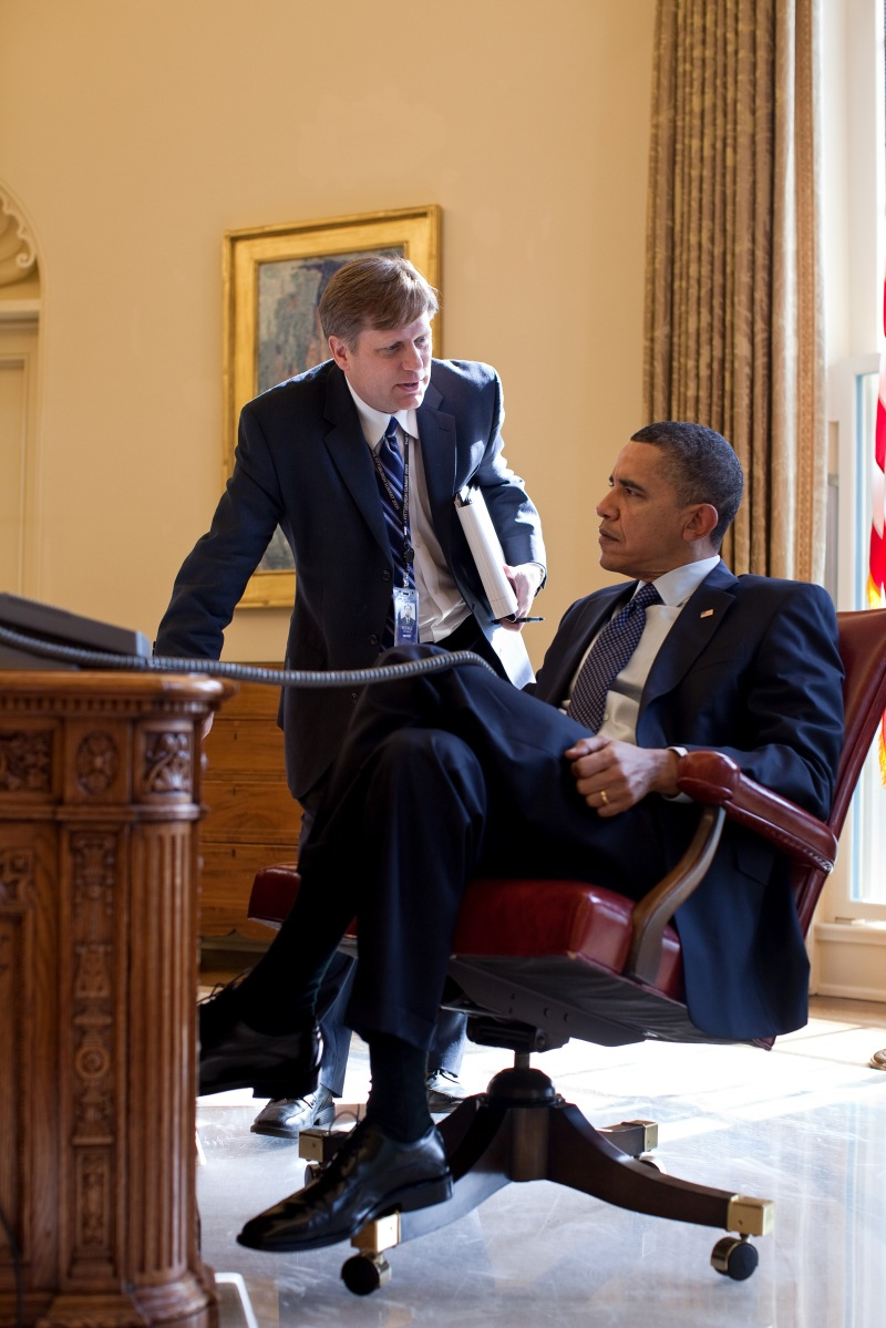 mcfaul obama An Interview with former U.S. Ambassador to Russia, Michael McFaul
