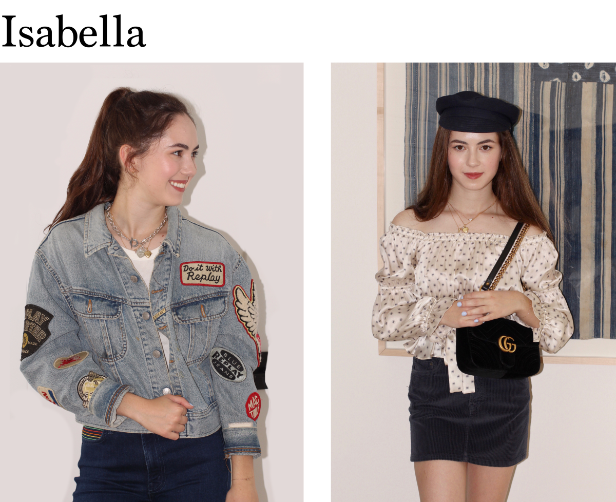 bella spread The Real Teens of Orange County explain their (ridiculously stylish) back to school aesthetics