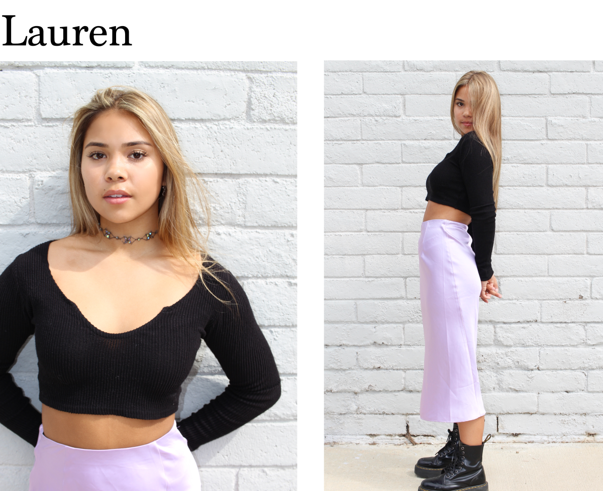 lauren spread The Real Teens of Orange County explain their (ridiculously stylish) back to school aesthetics
