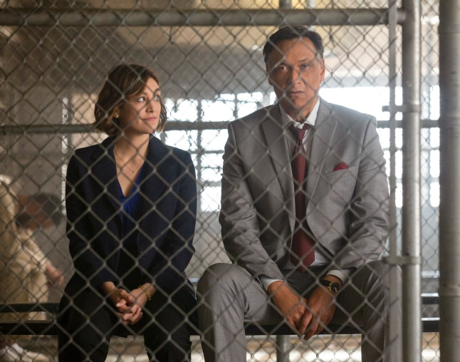nup 186345 0524 An interview with Jimmy Smits, televisions veteran lawyer