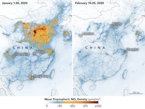 china trop 2020056 Opinion: The environment is benefiting from coronavirus outbreak