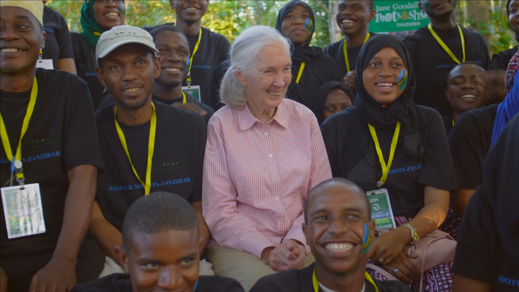 National Geographic documentary Jane Goodall: The Hope aims to empowers youth