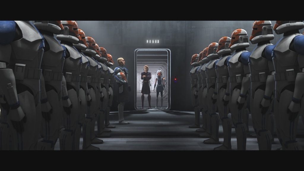 ahsoka and clones Review: Star Wars: The Clone Wars season 7 is a hauntingly beautiful conclusion