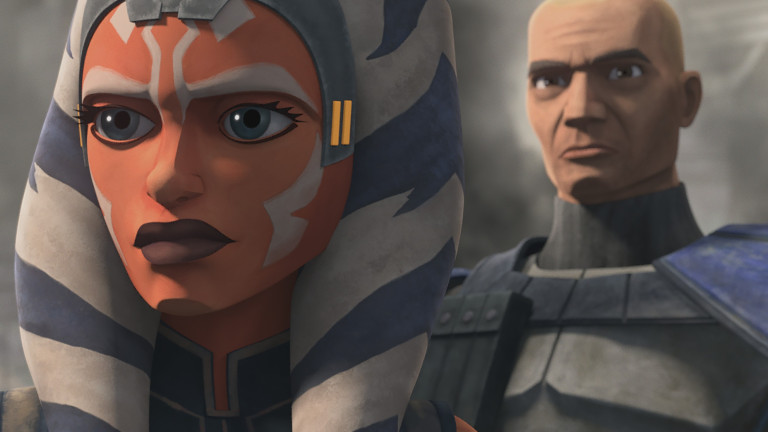 ahsoka and rex Review: Star Wars: The Clone Wars season 7 is a hauntingly beautiful conclusion