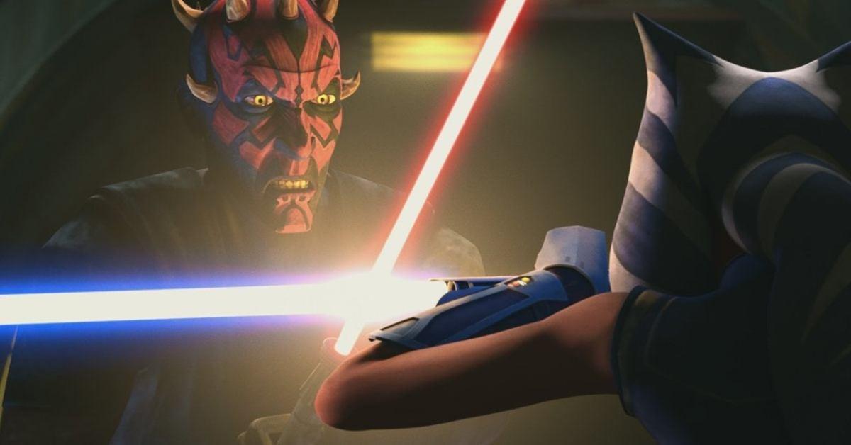 maul ahsoka Review: Star Wars: The Clone Wars season 7 is a hauntingly beautiful conclusion