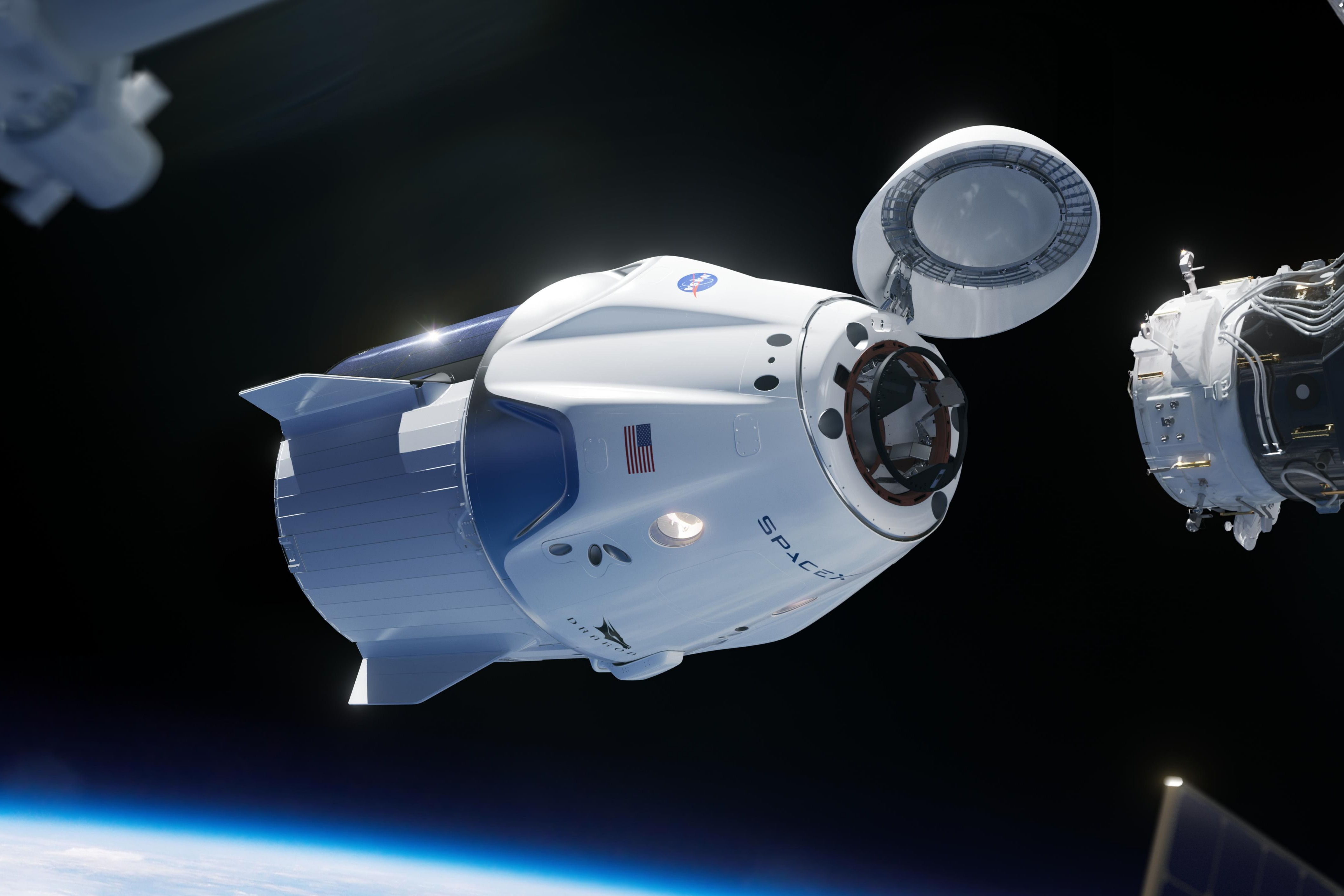 SpaceX launch: NASA astronauts begin historic mission on private spaceship
