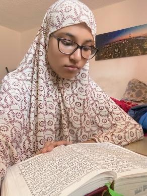 tashnima Muslim students isolated during Ramadan