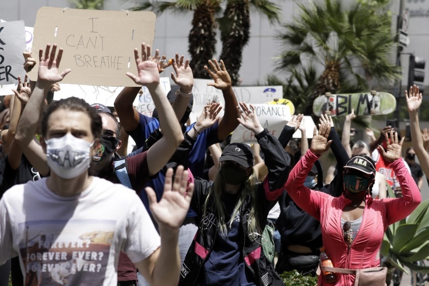 Opinion: The eruption of protests reveals a deeper issue plaguing the U.S.