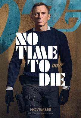 bond 25 nttd november rgb Premiere: New James Bond No Time to Die trailer release